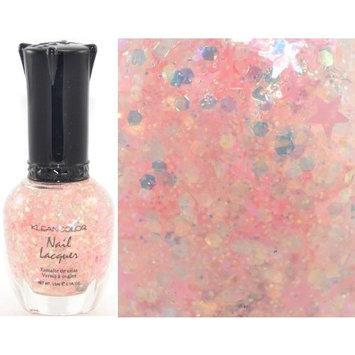 Kleancolor Nail Lacquers 6 Colors - Set 3 (Glitters)