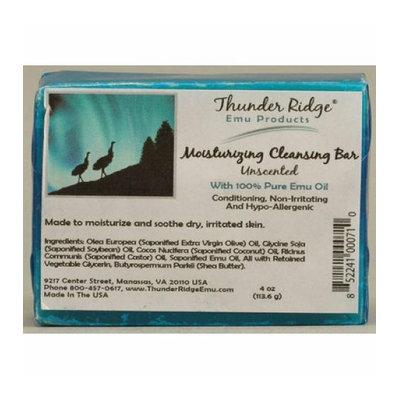 Thunder Ridge Emu Products Thunder Ridge Emu Oil Bar Soap Unscented 4 oz