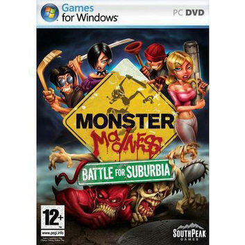 SouthPeak Games Monster Madness: Battle for Suburbia (PC Games)