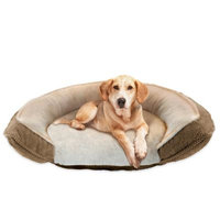 Pawslife Orthopedic Step-In 45-Inch x 34-Inch Pet Bed