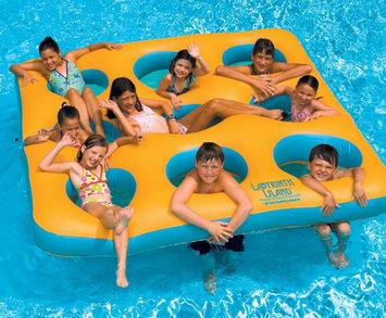 Swimline Labyrinth Island Inflatable Pool Toy NT156