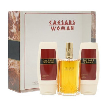 Caesars by Caesar'S World for Women Gift Set, 3 Piece