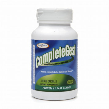 Enzymatic Therapy CompleteGest Mealtime Enzyme Formula