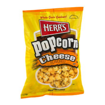 Herr's Popcorn Cheese Flavored