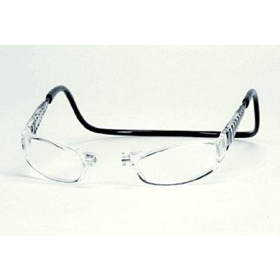 Impulse 3.00 Euro Clear Reading Glasses Clics Clic