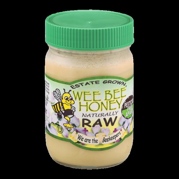 Wee Bee Honey Naturally Raw