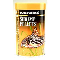 Wardley Shrimp Pellets Fish Food Size: 32 oz.