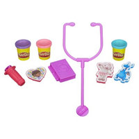 Play Doh Play-Doh Doctor Kit Featuring Doc McStuffins