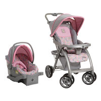Dorel Juvenile Disney Saunter Luxe Travel System in Branchin' Out