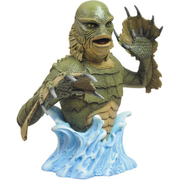 Diamond Selects Toys Diamond Select Toys Universal Monsters Creature from the Black Lagoon Bust Bank