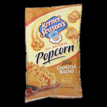 Kernel Season's Zesty Chipotle Nacho Popcorn