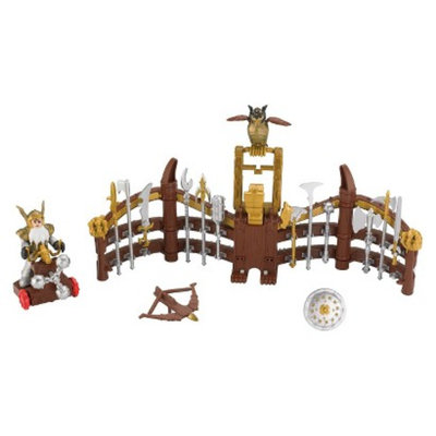Fisher-Price Imaginext Castle Weapon Playset