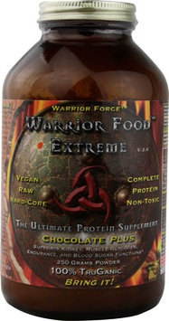 WarriorForce - Warrior Food Extreme Protein Supplement V 2.0 Chocolate Phycocyanin - 250 Grams
