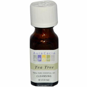 Aura Cacia Pure Essential Oil Tea Tree