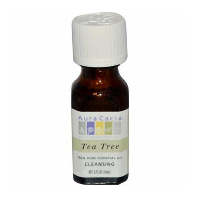 Aura Cacia Pure Essential Oil Tea Tree