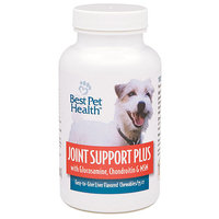 Hip and Joint Support Plus Chewable Tablets for Dogs, Liver Flavored