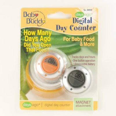 Baby Buddy DaysAgo Digital Day Counter Magnet Attachment (Discontinued by Manufacturer)
