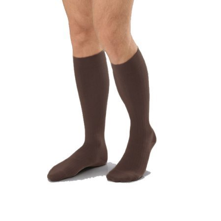 Jobst 7766222 20-30 Ambition Knee for Men Brown Size 3 Long