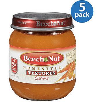 Beech Nut Carrots Baby Food