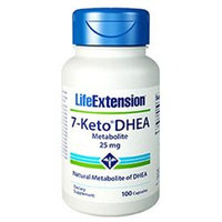 Life Extension 7-KETO DHEA Metabolite - 100 Capsules