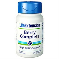 Life Extension Berry Complete - 30 Vegetarian Capsules
