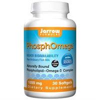 Jarrow Formulas PhosphOmega - 1000 mg - 30 Softgels