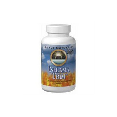 Source Naturals, Inflama-Trim 60 Tablets