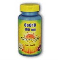 CoQ10 100mg Nature's Life 60 Softgel