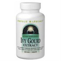 Source Naturals, Ivy Gourd Extract 250 mg 60 Tablets