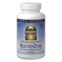Source Naturals, Vegetarian RejuvenZyme 60 Vegetarian Capsules