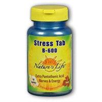 Stress Tab B-600 - Vegetarian Nature's Life 100 Tabs