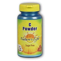 Vitamin C Powder - Vegetarian Nature's Life 8.4 oz. Powder