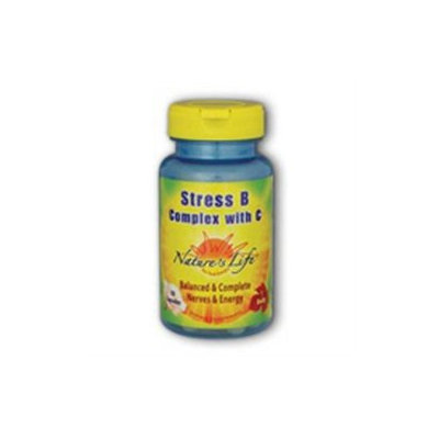 Nature's Life Stress B With C - 100 Capsules