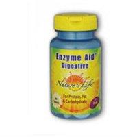 Enzyme Aid Cap Nature's Life 100 Caps