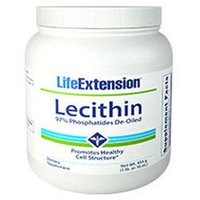 Life Extension Lecithin 16 oz granules (454 g)
