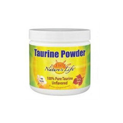 Nature's Life Taurine Powder Unflavored - 400 g