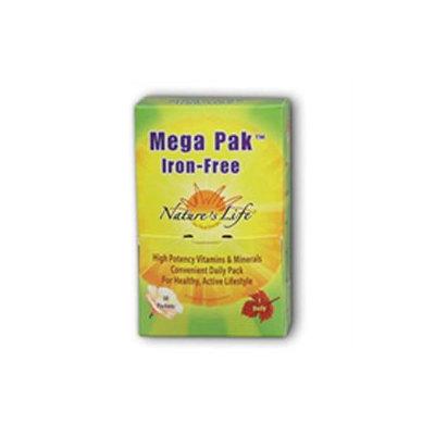 Nature's Life Mega Pak Multiple Iron-Free - 30 Pack