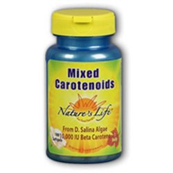 Nature's Life Mixed Carotenoids - 10000 IU - 100 Softgels