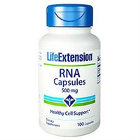 Life Extension RNA Capsules - 500 mg - 100 Capsules