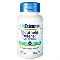 Life Extension Endothelial Defense with GliSODin - 60 Vegetarian Capsules