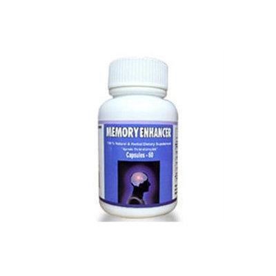 BlueSky Herbal Herbal Memory Enhancer - 60 Capsules