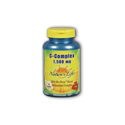 Nature's Life C-Complex - 1500 mg - 250 Tablets