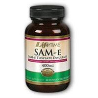 Lifetime SAM-E - 400 mg - 30 Coated Tablets