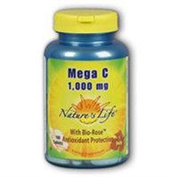 Nature's Life Mega C - 1000 mg - 250 Tablets