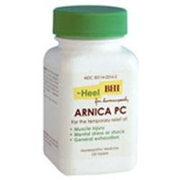 Heel Bhi, Arnica Pc, Homeopathic Medication, 100 Tablets