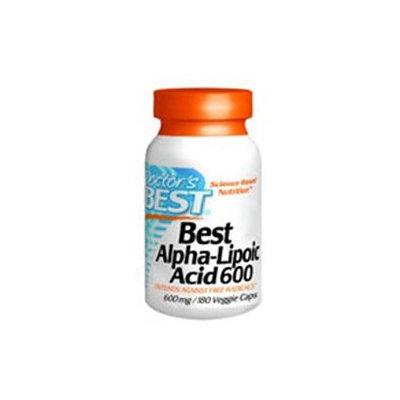 Doctor's Best Best Alpha Lipoic Acid 600