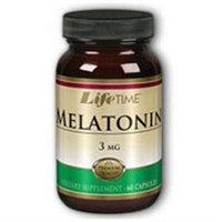 Lifetime Melatonin - 3 mg - 60 Capsules