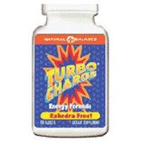 Natural Balance Turbo Charge Energy Formula - 60 Tablets