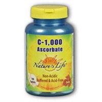 Nature's Life C-1000 Ascorbate - 250 Tablets