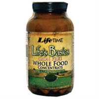 Life's Basic Iron Free Multiple, Whole Food Concentrate, 120 Capsules, LifeTime